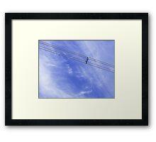 minimalism # 1 Framed Print