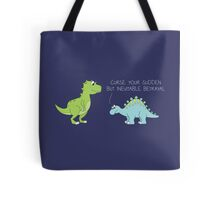 Your Sudden, But Cute, Betrayal Tote Bag