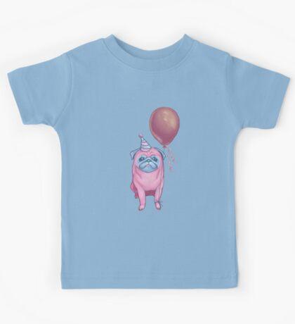 Party pug Kids Clothes