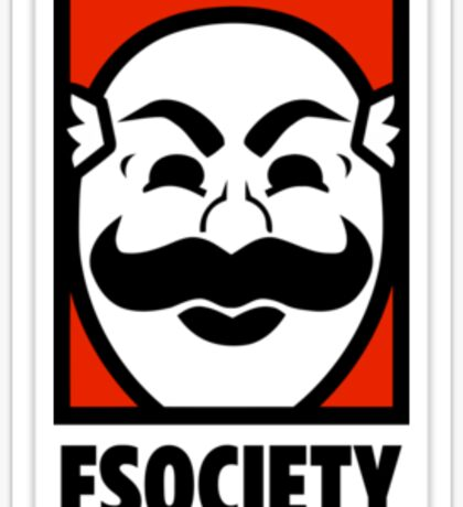 FSociety - Mr.Robot Sticker