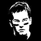 Tom Brady by idaspark