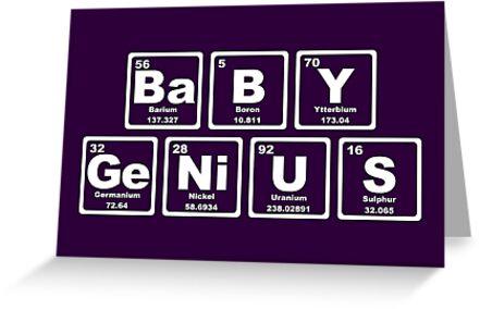 Baby Genius - Periodic Table by graphix