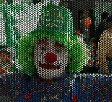 Boomer the Clown by Kimberly M. Rupert