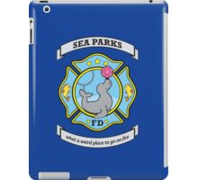 Sea Parks Fire Department iPad Case/Skin