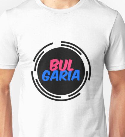 Bulgaria Unisex T-Shirt