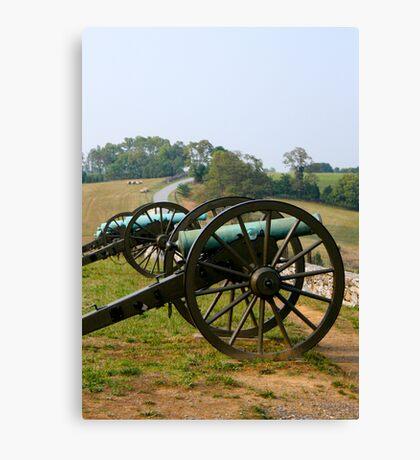 Antietam Battlefield Canvas Print