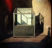 People Versus The Kiosk of Security by Ian Tatton