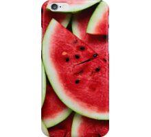 fresh watermelon iPhone Case/Skin