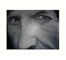 Dale Earnhardt Art Print