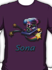 Sona- Arcade T-Shirt