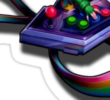 Sona- Arcade Sticker