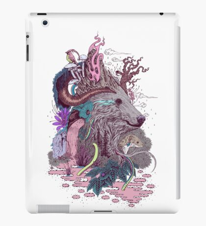 Forest Warden iPad Case/Skin