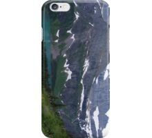 Grinnell Lake & Grinnell Glacier iPhone Case/Skin