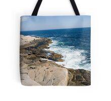 Atlantic Coastline Tote Bag