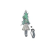 A Penguin Christmas by cgifford103