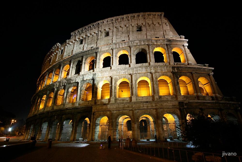 The Colosseum by jivano