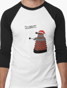 "Festive Dalek -- ""Celebrate!"" T-Shirt"