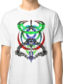 Phantoms Above and Below2 Classic T-Shirt