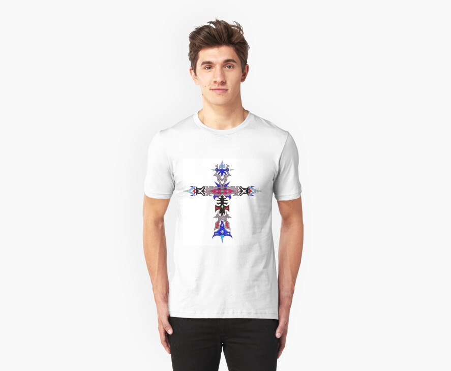 Celtic Cross 2 by Brian Heckle