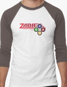 ZABIE Security Systems - JAPAN Men's Baseball ¾ T-Shirt
