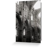 Tintern Arches Greeting Card