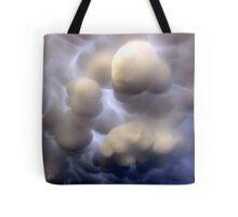 Mammatus clouds  Tote Bag
