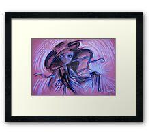 Heart of offer Framed Print