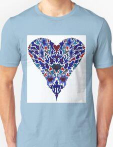 celtic heart  Unisex T-Shirt
