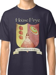 Firefly House Crest - Kaylee Classic T-Shirt