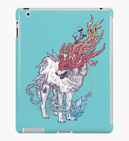 Spirit Animal - Wolf iPad Case/Skin