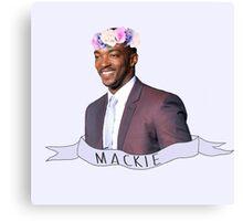 Mackie Canvas Print