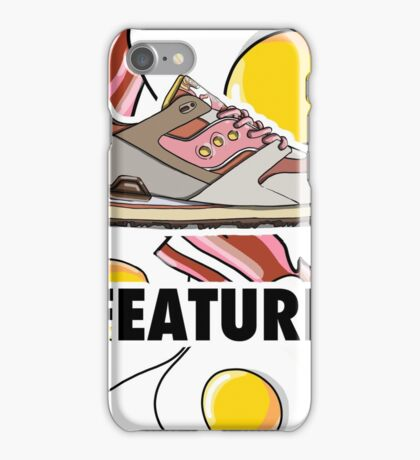 "Grid 9000 ""Bacon and eggs"" iPhone Case/Skin"