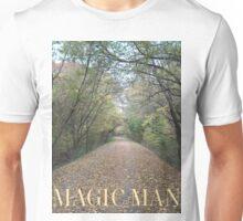 Magic Man--Portland River Trail Unisex T-Shirt