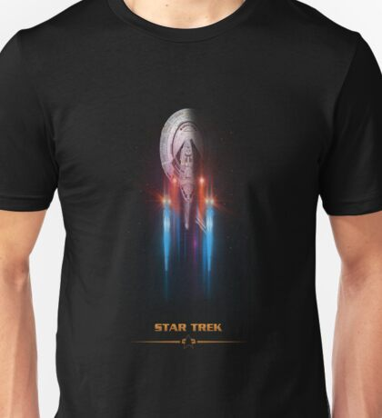 Star Trek Enterprise E Unisex T-Shirt