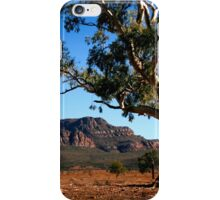 Australian Outback of the Flinders Ranges iPhone Case/Skin