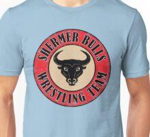 Shermer Bulls Wrestling Team Unisex T-Shirt