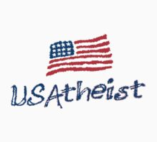 USAtheist - Proud American Atheist by atheistcards