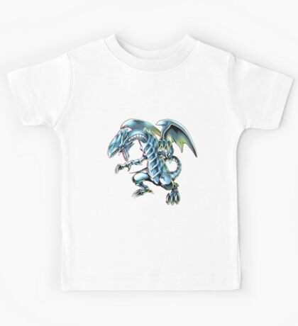 Blue Eyes White Dragon Yu-gi-oh Kids Tee
