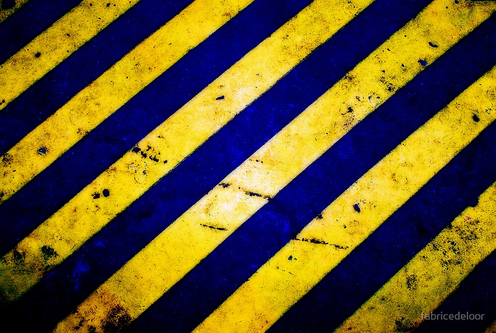 yellow lines (2007) by fabricedeloor