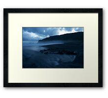 Vík, Iceland Framed Print