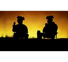 Breaking Bad Sunset Photographic Print