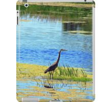 Have you been looking for me? iPad Case/Skin