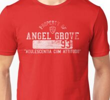 Angel Grove High School Class of 93' T-Shirt Unisex T-Shirt
