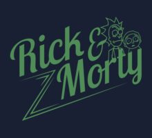Rick and Morty by Victoria  Olson