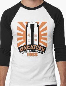 Nakatomi, 1988 Men's Baseball ¾ T-Shirt