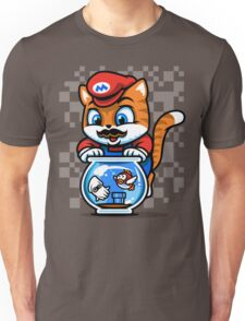 It's A ME-OW, Mario! T-Shirt