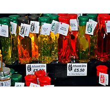 The United Colours of Belfast Bottled! Photographic Print