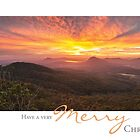 Sunrise - Spicers Gap, Australia by Lisa Frost