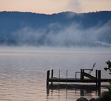 Morning on the Lake by Sephro