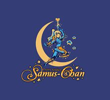 Pretty Soldier Samus Unisex T-Shirt